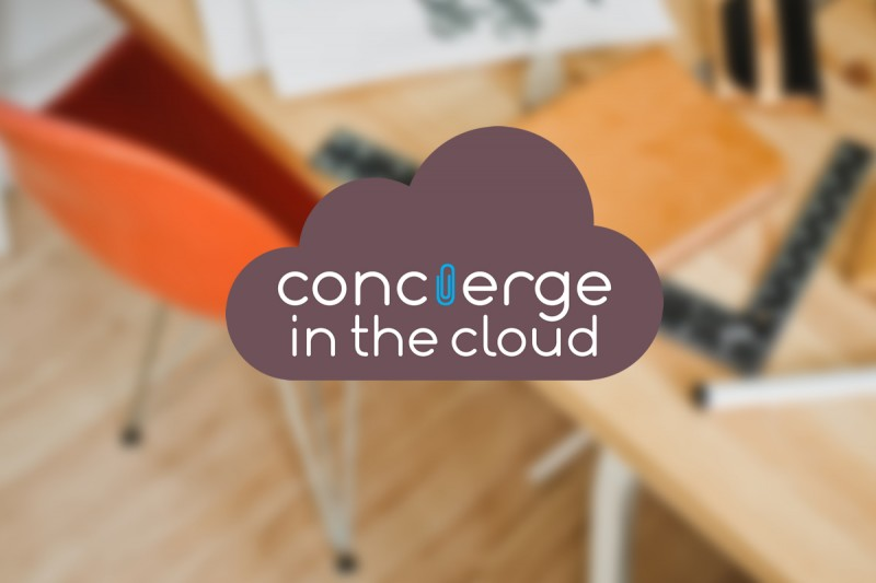 Identity design for Concierge in the Cloud, a virtual support company.