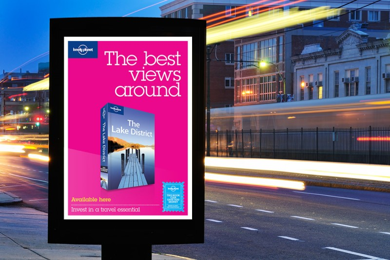 Art direction for Lonely Planet, the largest travel guide book publisher in the world.